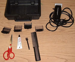 dogclipper1 Dog Clippers – An Essential Grooming Tool